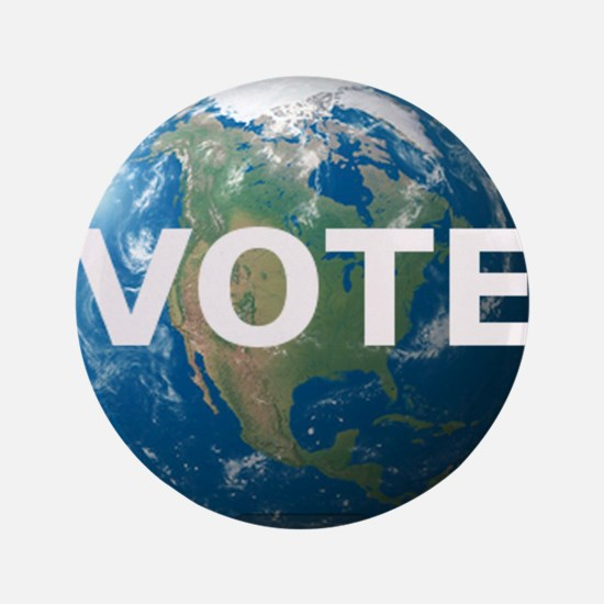 EARTHVOTE Button