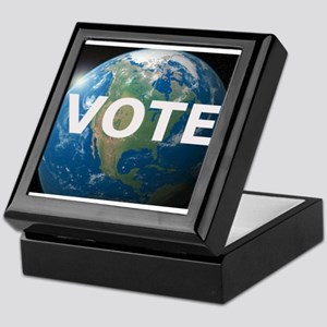 EARTHVOTE Keepsake Box
