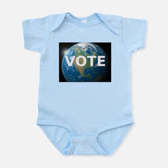 EARTHVOTE Infant Bodysuit