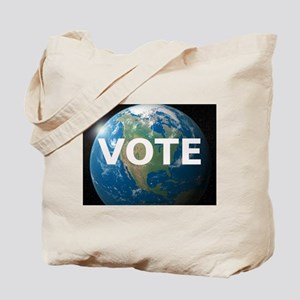 EARTHVOTE Tote Bag