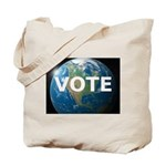 EARTHVOTE Tote Bag