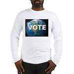 EARTHVOTE Long Sleeve T-Shirt