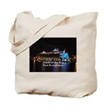 Oasis of the seas Tote Bag