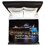 Oasis of the seas King Duvet