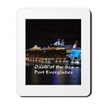 Oasis Of The Seas Mousepad