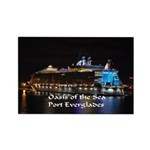 Oasis of the seas Rectangle Magnet (10 pack)