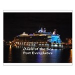Oasis of the seas Small Poster