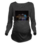 Oasis of the seas Long Sleeve Maternity T-Shirt