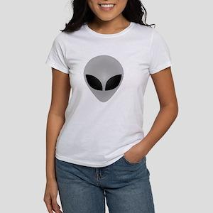 Alien Head Women's T-Shirt