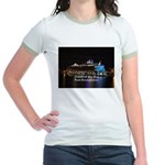 Oasis of the seas Jr. Ringer T-Shirt