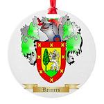 Reimers Round Ornament