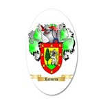 Reimers 20x12 Oval Wall Decal