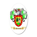 Reimers 35x21 Oval Wall Decal