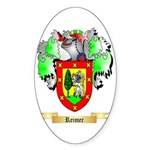 Reimer Sticker (Oval 50 pk)