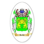 Reilly Sticker (Oval 50 pk)