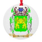 Reiling Round Ornament