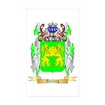 Reiling Sticker (Rectangle 50 pk)
