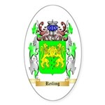 Reiling Sticker (Oval 50 pk)