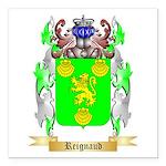 Reignaud Square Car Magnet 3