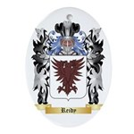 Reidy Oval Ornament