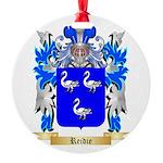 Reidie Round Ornament