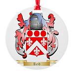 Reid Round Ornament