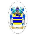 Rehor Sticker (Oval 50 pk)