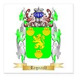 Regnault Square Car Magnet 3