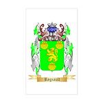 Regnault Sticker (Rectangle)