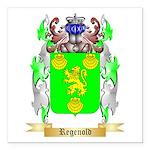 Regenold Square Car Magnet 3