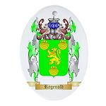 Regenold Oval Ornament