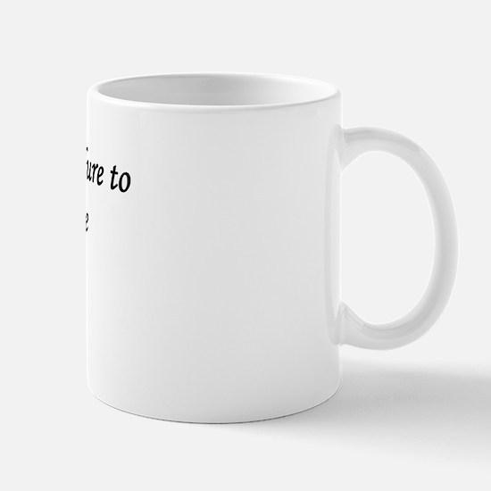 """""""Endure To The End"""" Mug"""