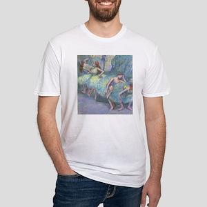 Ballet Dancers by Edgar Degas T-Shirt