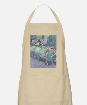 Ballet Dancers by Edgar Degas Apron