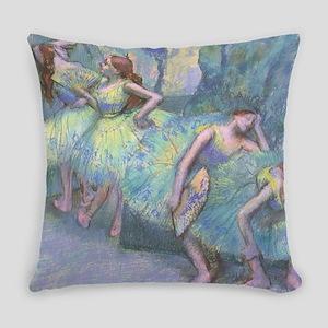 Ballet Dancers by Edgar Degas Everyday Pillow