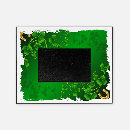 Cute St. patrick%27s day Picture Frame
