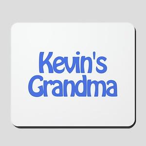 Kevin's Grandma Mousepad