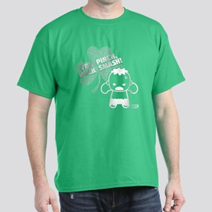 Hulk St Paddy's Day Kawaii Dark T-Shirt