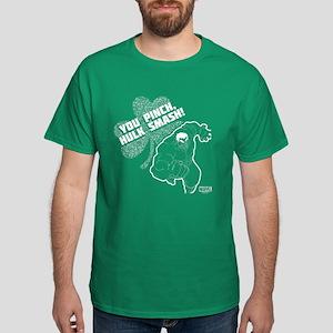 Hulk St Paddy's Day Comic Dark T-Shirt
