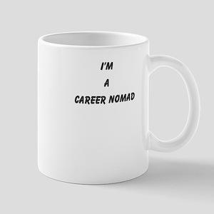 career nomad Mug