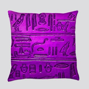 Hieroglyphs20160346 Everyday Pillow