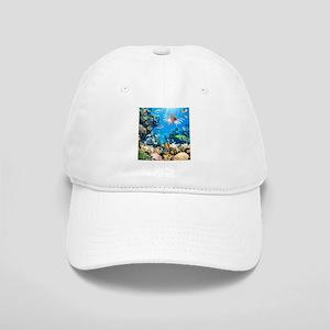 Tropical Fish Baseball Cap