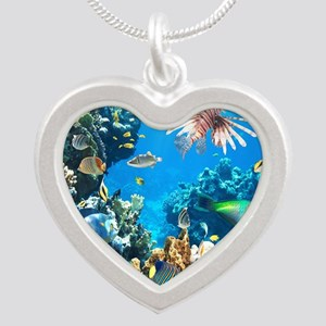 Tropical Fish Necklaces