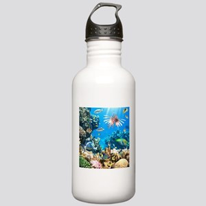 Tropical Fish Water Bottle