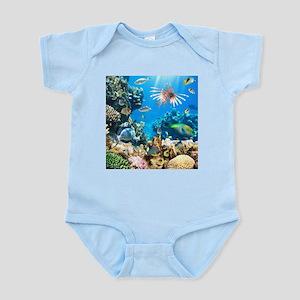 Tropical Fish Body Suit