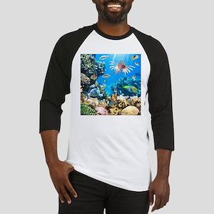 Tropical Fish Baseball Jersey