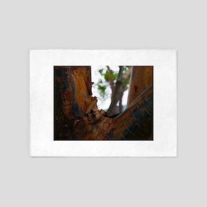 Through The Tree 5'x7'Area Rug