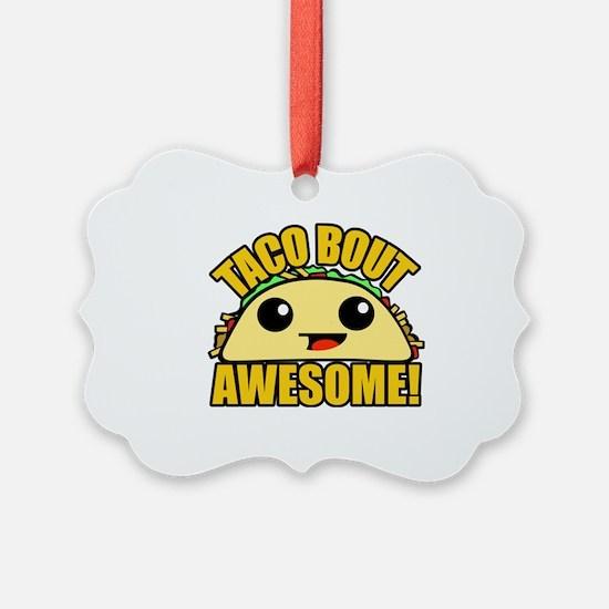 Cool Taco Ornament