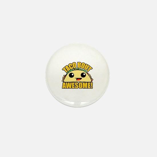 Unique Tacos Mini Button