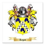 Regan Square Car Magnet 3